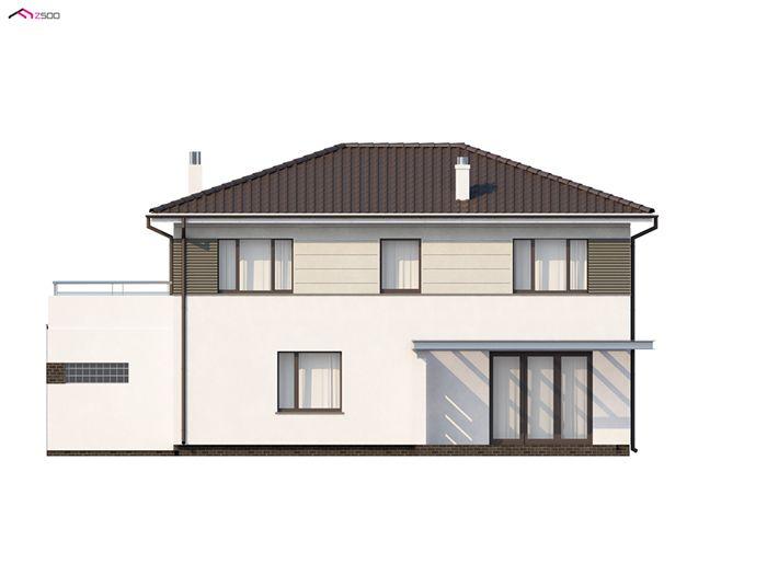 casa madera techwoodhouse zx26 6 1