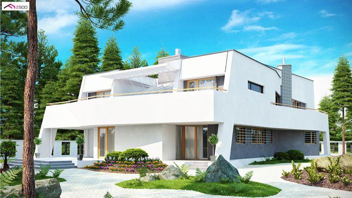 casa madera techwoodhouse zx27 1 1