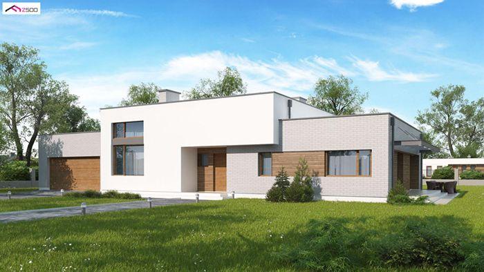 casa madera techwoodhouse zx34gl2