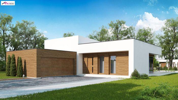 casa madera techwoodhouse zx35gl2