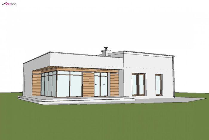 casa madera techwoodhouse zx35gl2v2 1