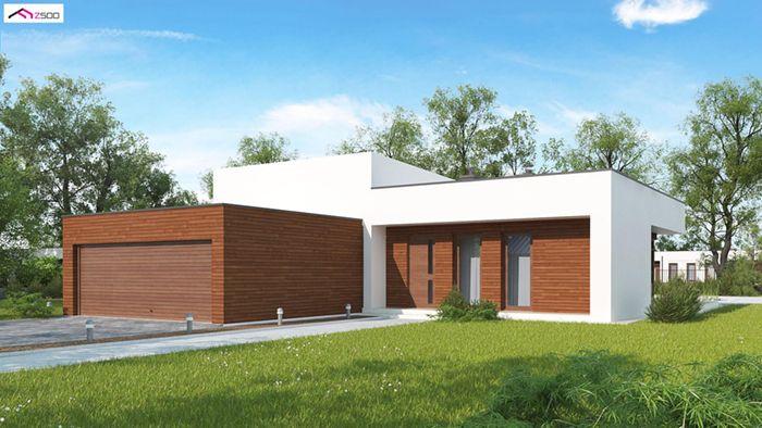 casa madera techwoodhouse zx35gl2v2