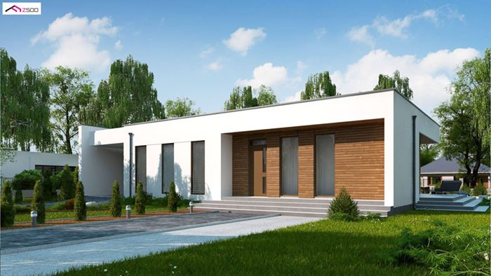 casa madera techwoodhouse zx35wlhb