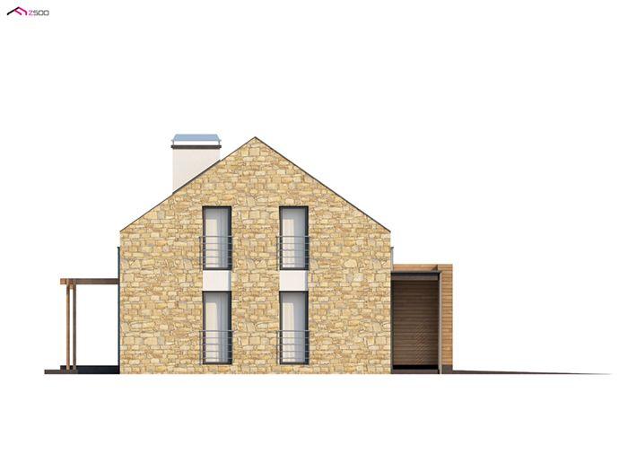 casa madera techwoodhouse zx38 5