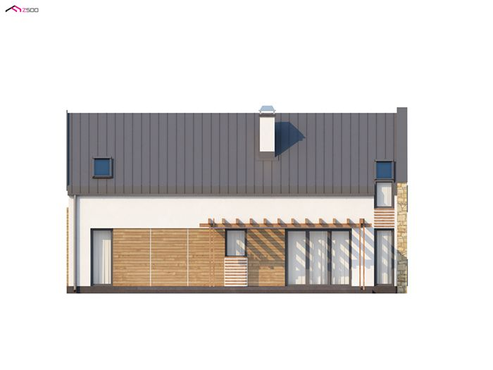 casa madera techwoodhouse zx38 6