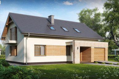 casa madera techwoodhouse zx38v1