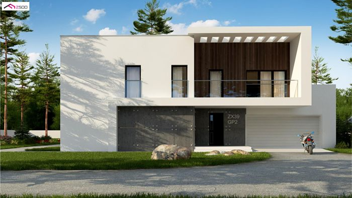 casa madera techwoodhouse zx39gp2 5