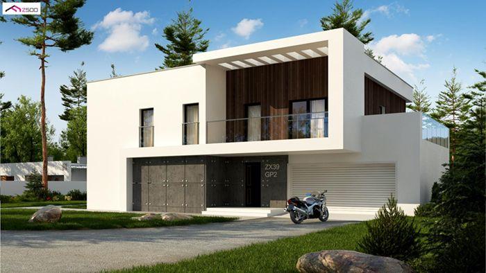 casa madera techwoodhouse zx39gp2