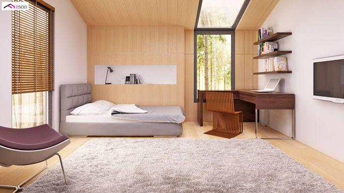 casa madera techwoodhouse zx40 10