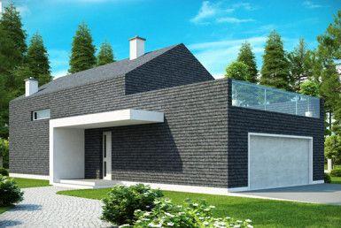 casa madera techwoodhouse zx402m