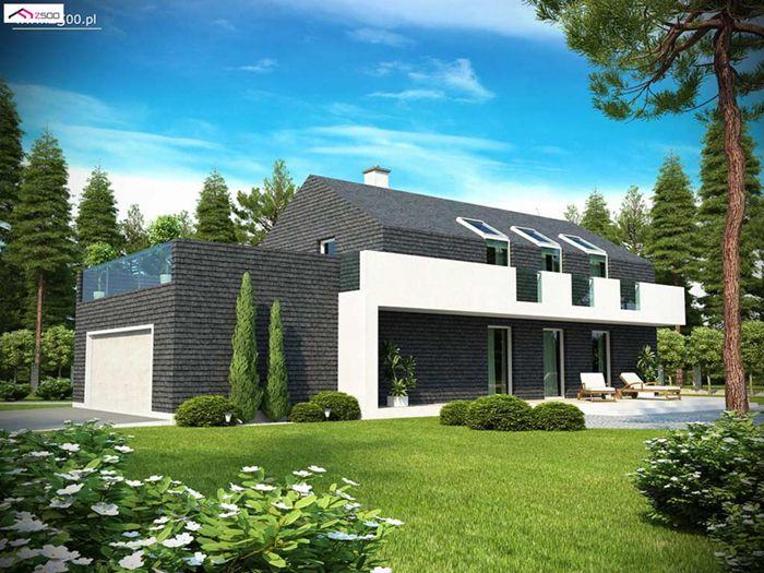 casa madera techwoodhouse zx40v2.0 1