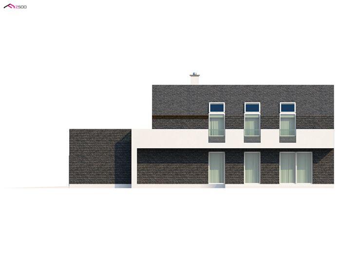 casa madera techwoodhouse zx40v2.0 2