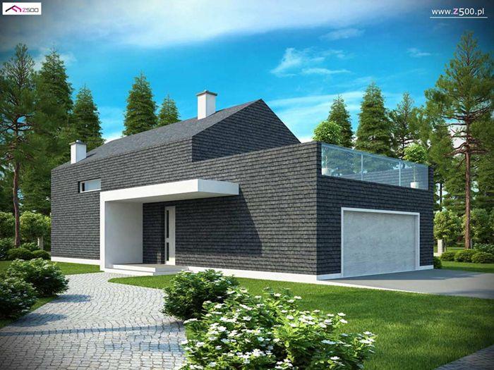 casa madera techwoodhouse zx40v2.0