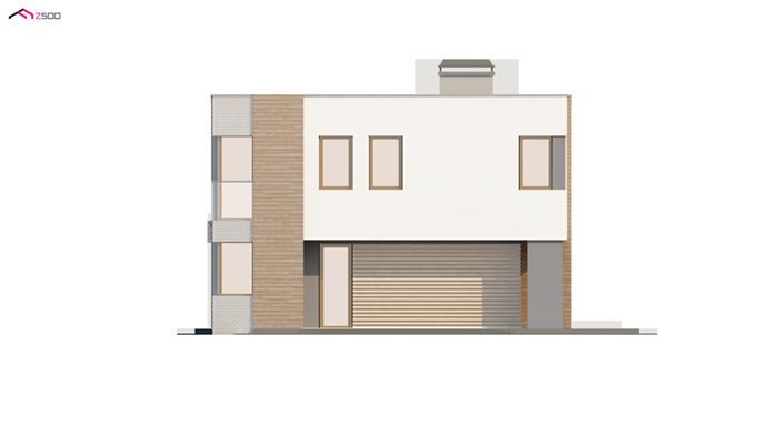 casa madera techwoodhouse zx41 3