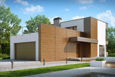 casa madera techwoodhouse zx41