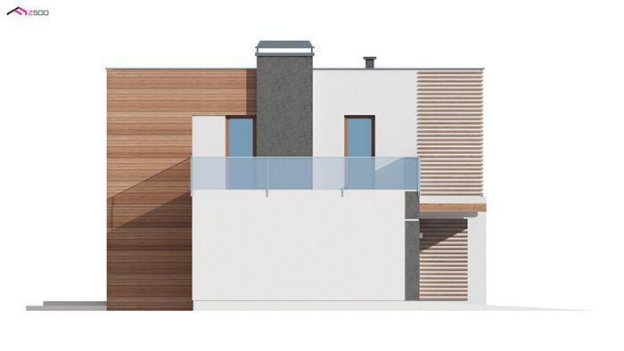 casa madera techwoodhouse zx41v1 1
