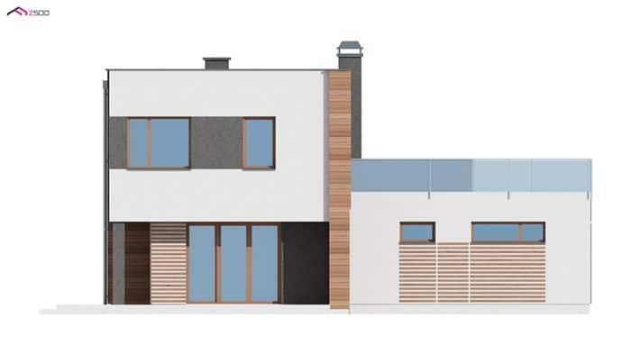 casa madera techwoodhouse zx41v1 2