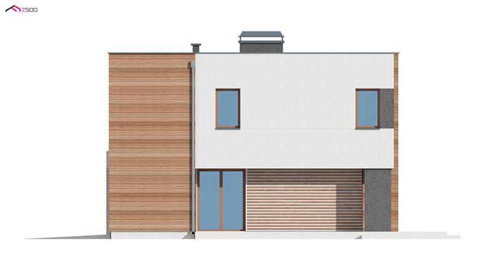 casa madera techwoodhouse zx41v1 4