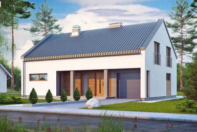 casa madera techwoodhouse zx43