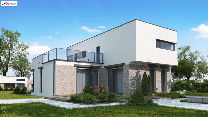 casa madera techwoodhouse zx46gl2 1