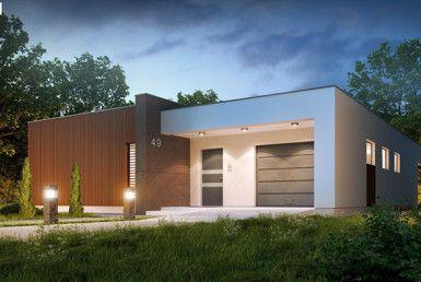 casa madera techwoodhouse zx49