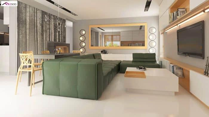 casa madera techwoodhouse zx49 9