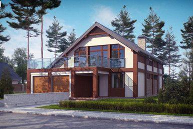 casa madera techwoodhouse zx50
