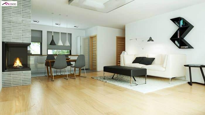 casa madera techwoodhouse zx53d 7