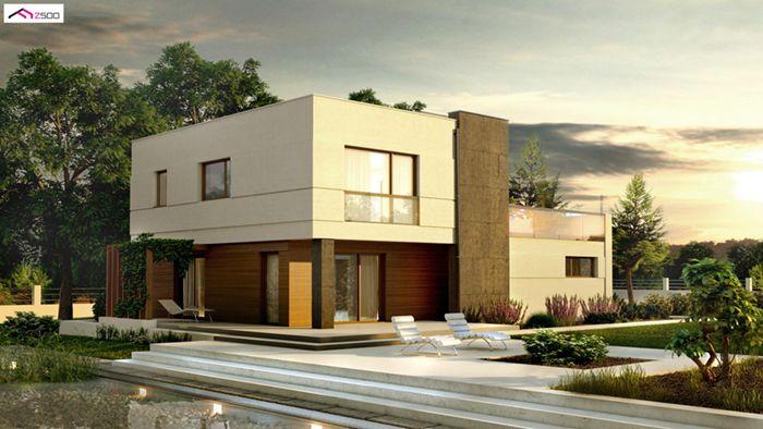 casa madera techwoodhouse zx54 1