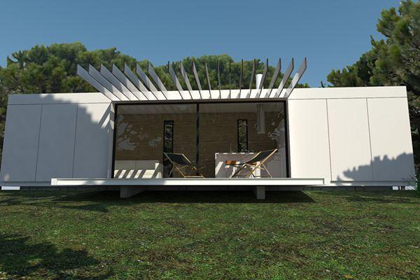 casa modular acero hkub 36c