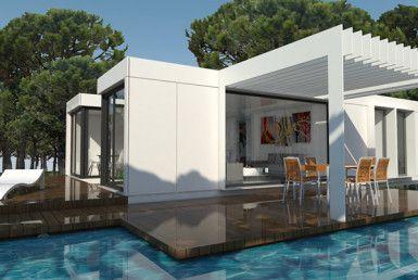 casa modular acero hkub 108b