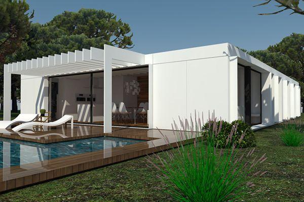 casa modular acero hkub 144a