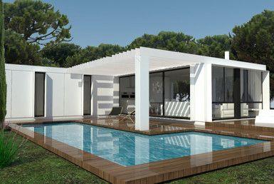 casa modular acero hkub 144b
