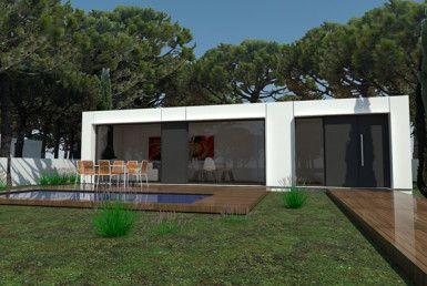 casa modular acero hkub 144c