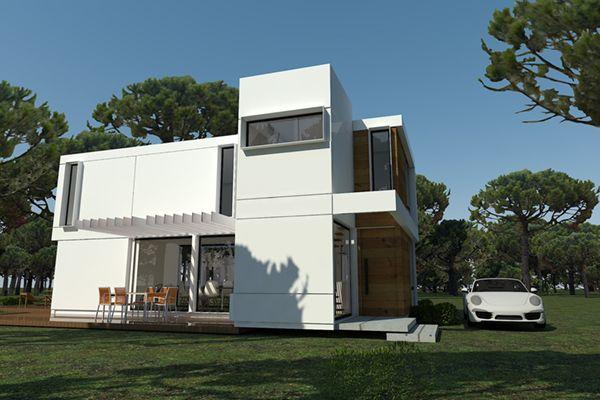 casa modular acero hkub 1502pa 2