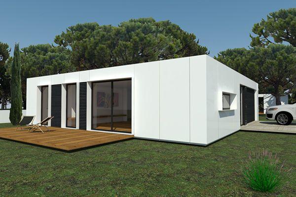 casa modular acero hkub 150a