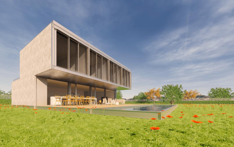 Casa prefabricada modular met lica acero certificada passivhaus dise o modern min 1