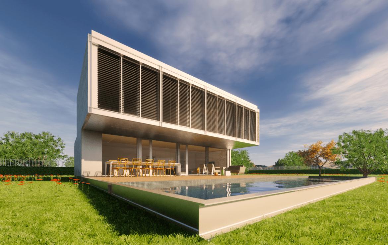 Casa prefabricada modular met lica acero certificada passivhaus dise o modern 11 min 1