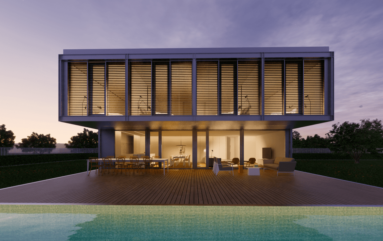 Casa prefabricada modular met lica acero certificada passivhaus dise o modern 3 min 1