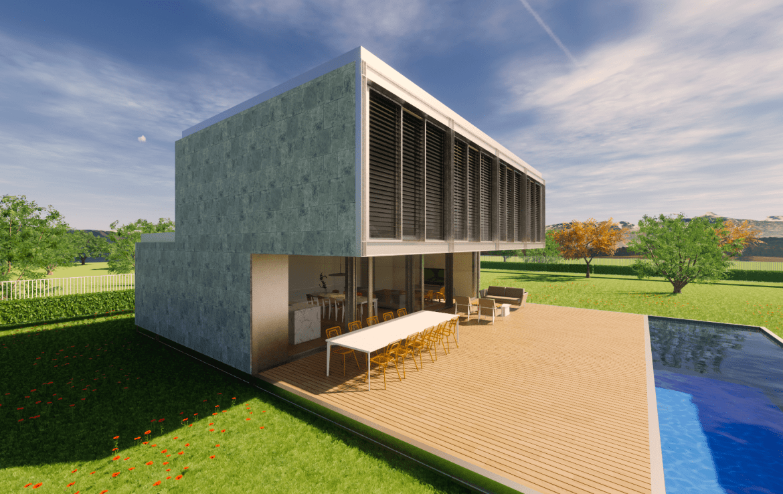 Casa prefabricada modular met lica acero certificada passivhaus dise o modern 7 min 1