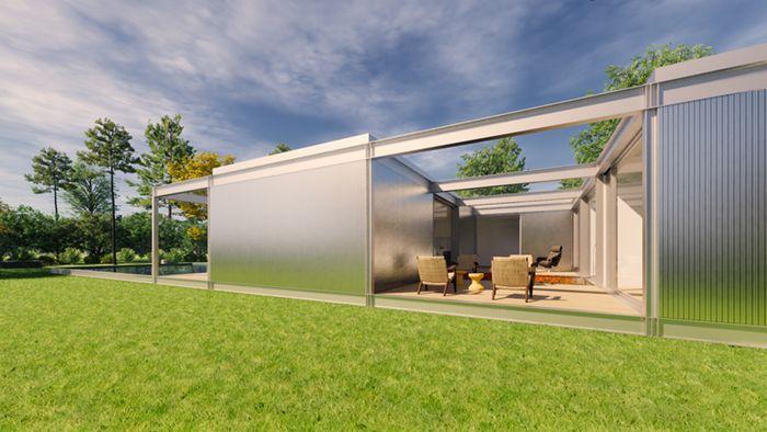 casa modular csoarquitectura modelo150
