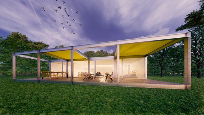 casa modular csoarquitectura modelo90 14