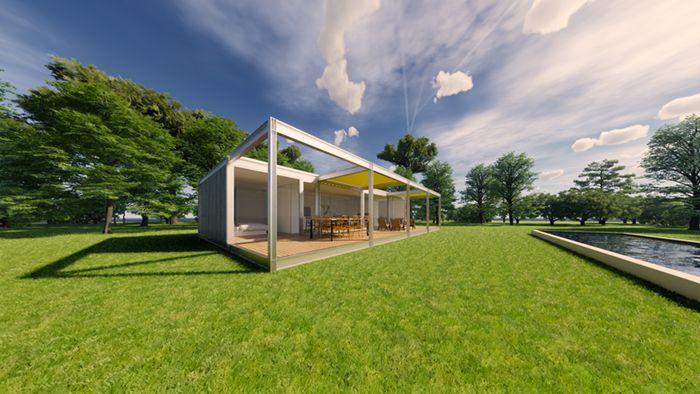 casa modular csoarquitectura modelo90 9