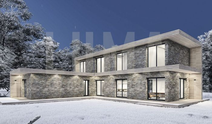casa madera lumarquitectura luma213 1