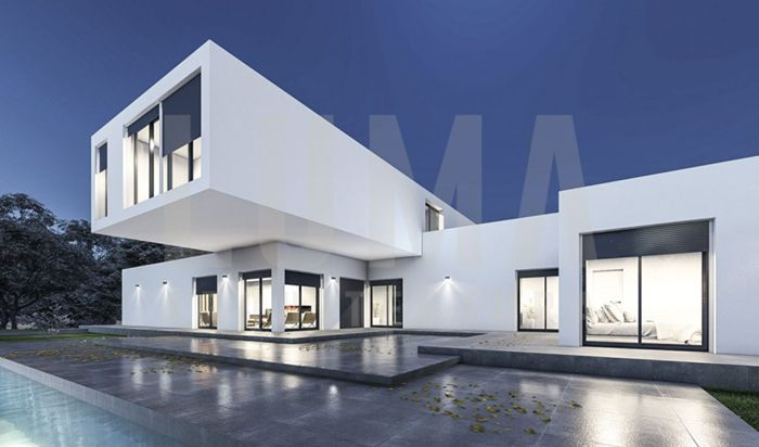 casa madera lumarquitectura luma400