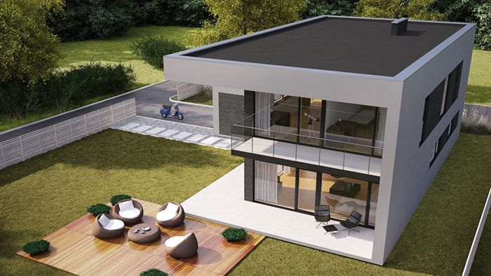 casa acero steelhouses mirage 1