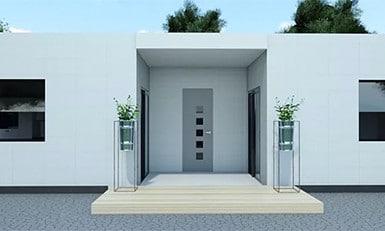 casa acero cubichouse cubic105