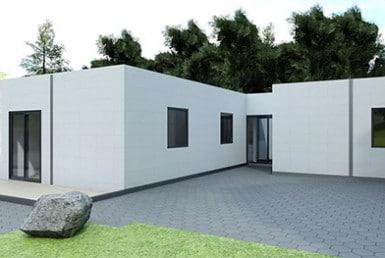 casa acero cubichouse cubic120