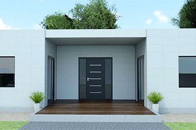 casa acero cubichouse cubic90