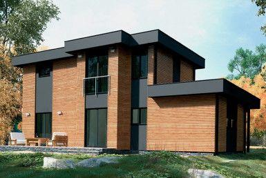casa madera gsiconstructora modelo162